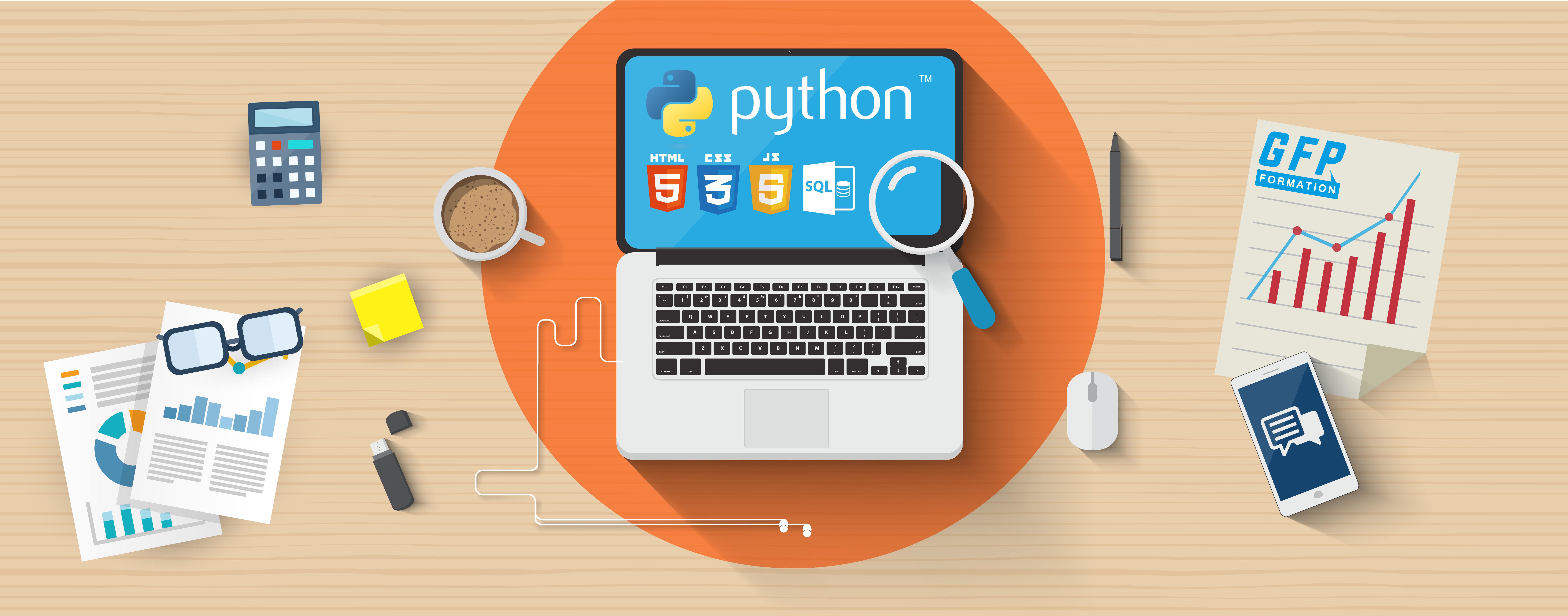 Formation Développeur Full-Stack Python